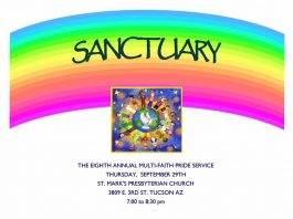 8th Annual Multifaith Pride Service